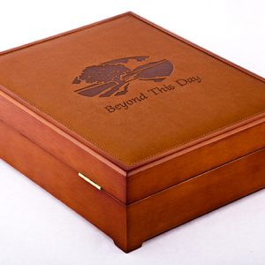 Corporate Bereavement Gifts wooden chest