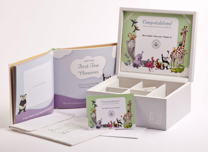 Corporate Baby Gift Product