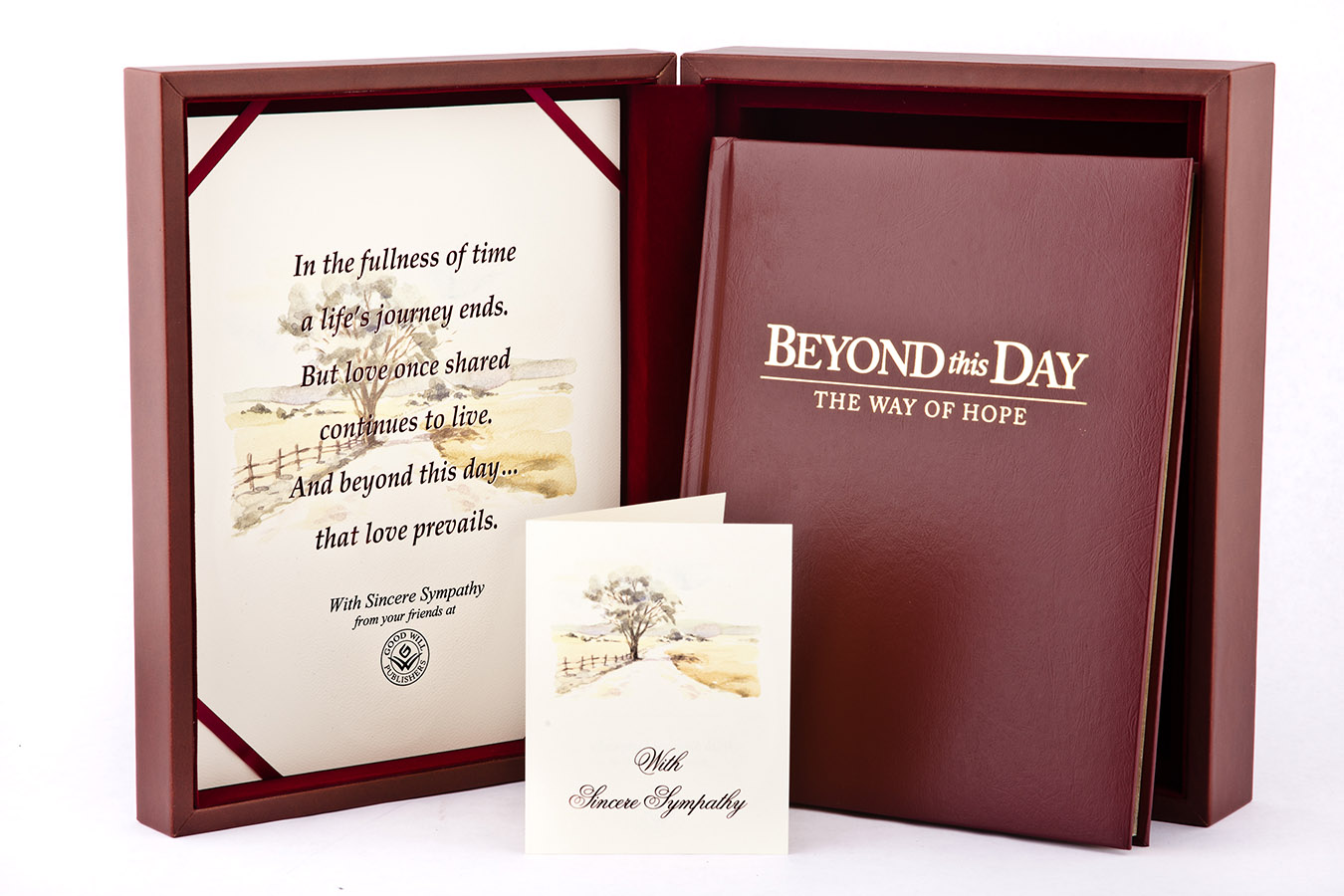 beyond this day Corporate Bereavement Gift