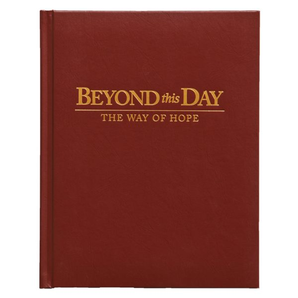 beyond this day book